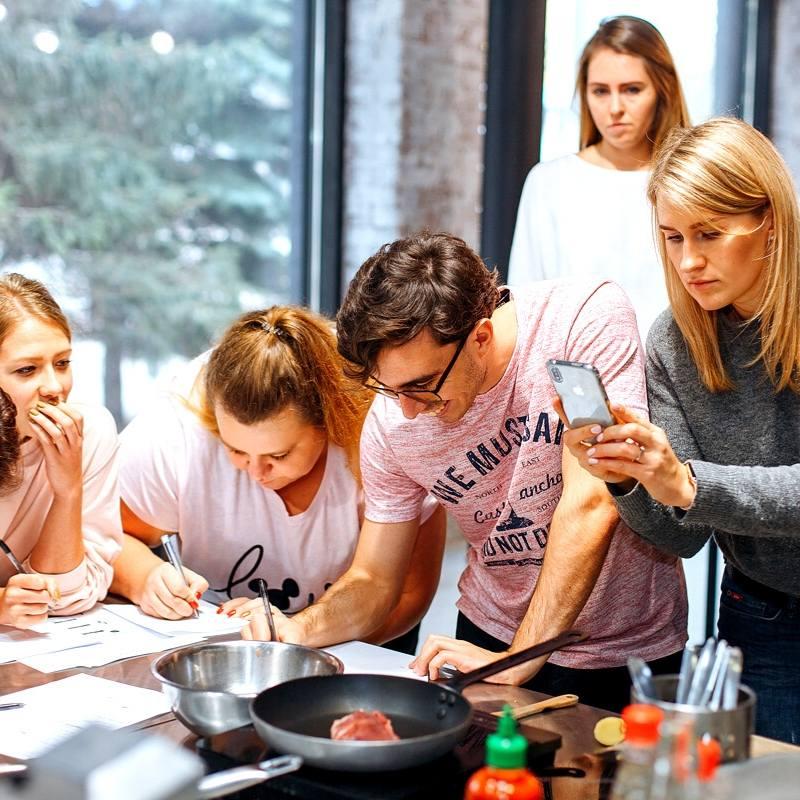 Кулинарный тимбилдинг 2 Fun Kitchen