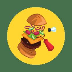 Новогодние корпоративы 5 Fun Kitchen