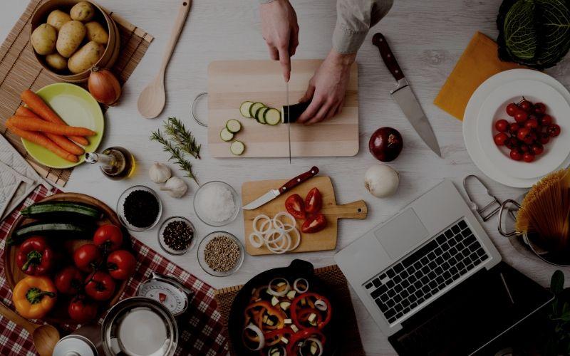 Кулинарный онлайн тимбилдинг