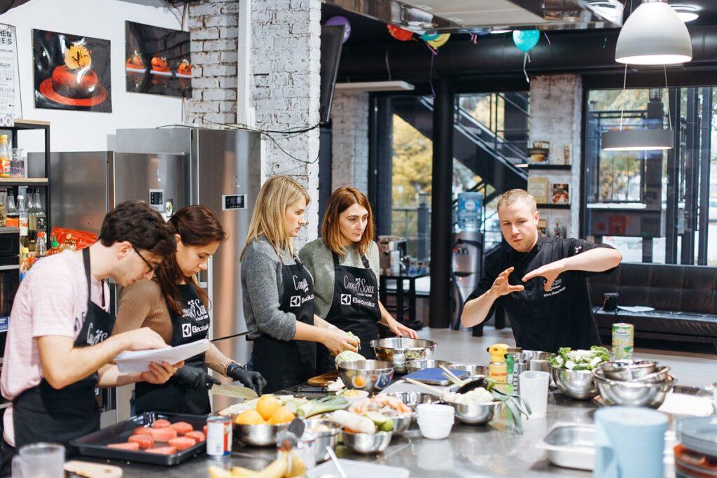 Кулинарные шоу Украина