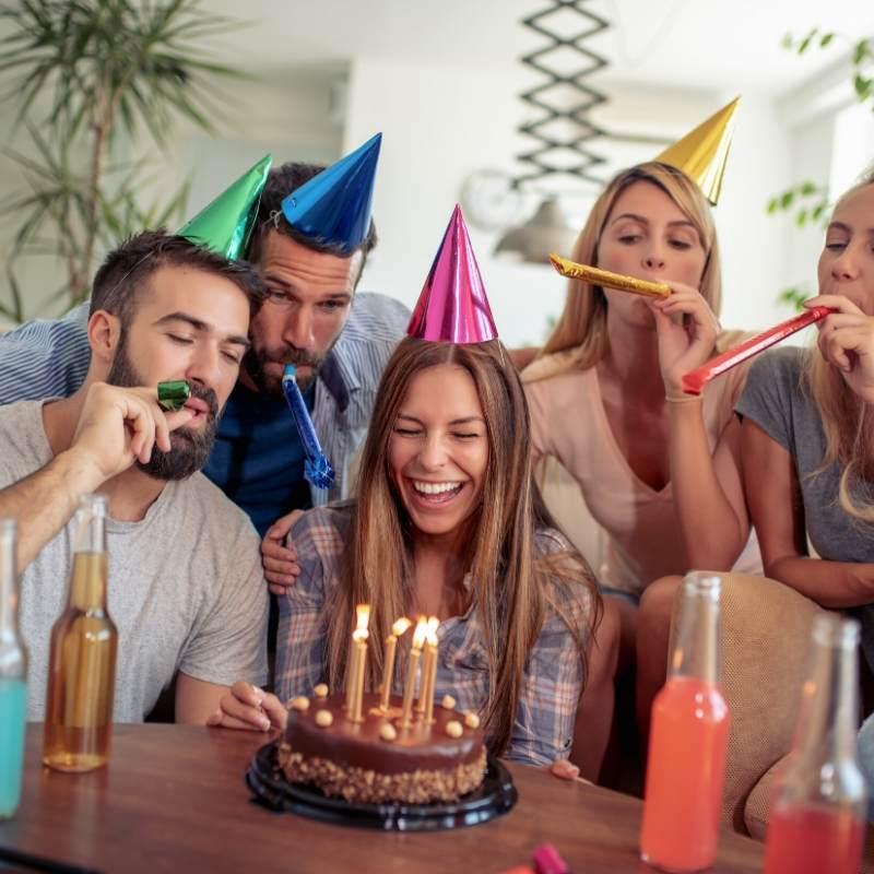 Интересные идеи для празднование Дня Рождения