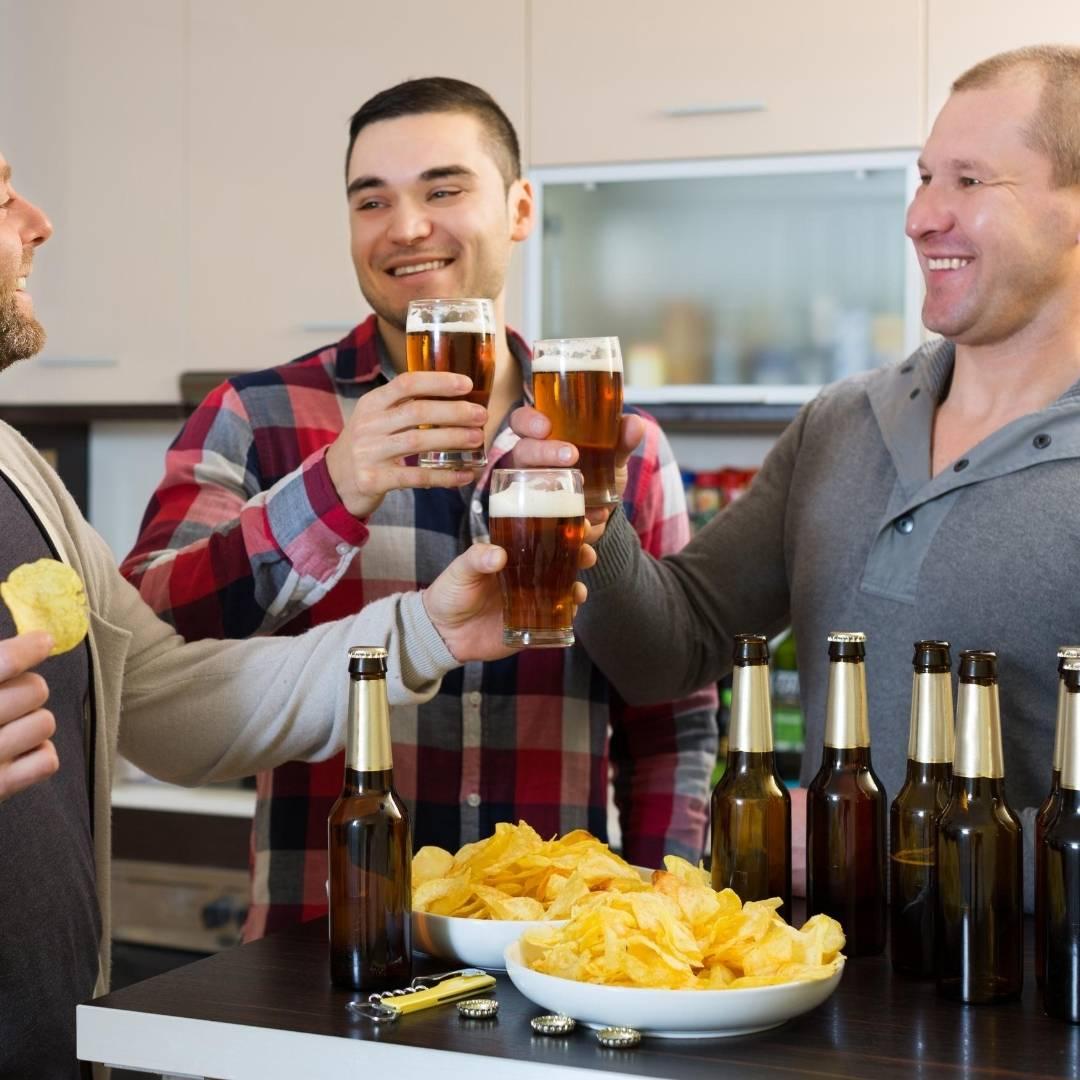 Организация мальчишника: 5 советов организации 2 1 Fun Kitchen
