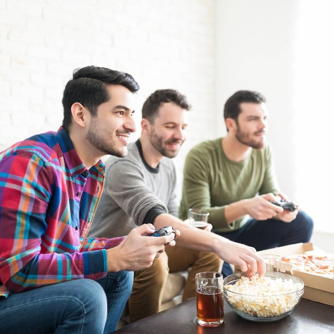 Организация мальчишника: 5 советов организации 3 1 Fun Kitchen