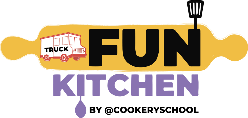 """Выездная вечеринка """"Кухня на колесах"""" logo min 1 Fun Kitchen"""