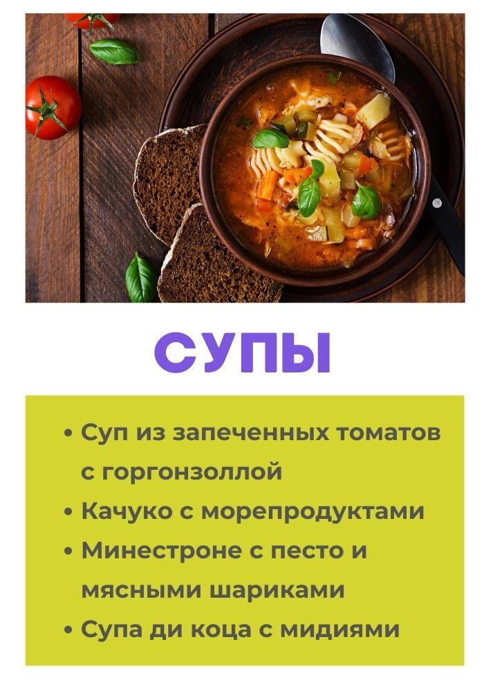 Онлайн корпоратив для сотрудников Итальянская кухня