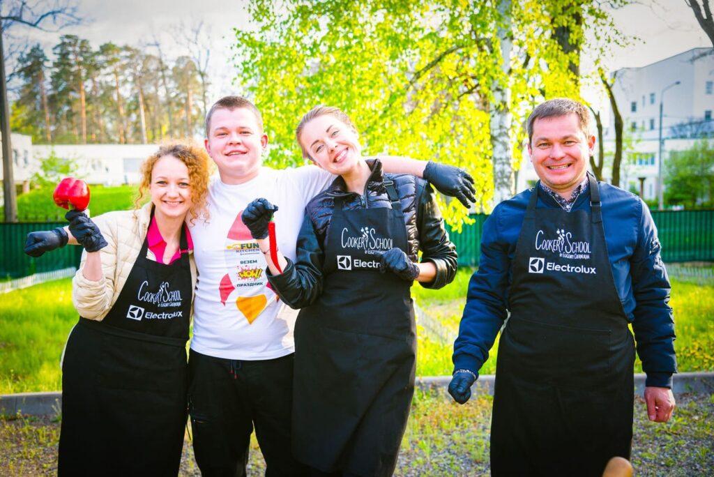 Тимбилдинг в формате пикника организовать Киев