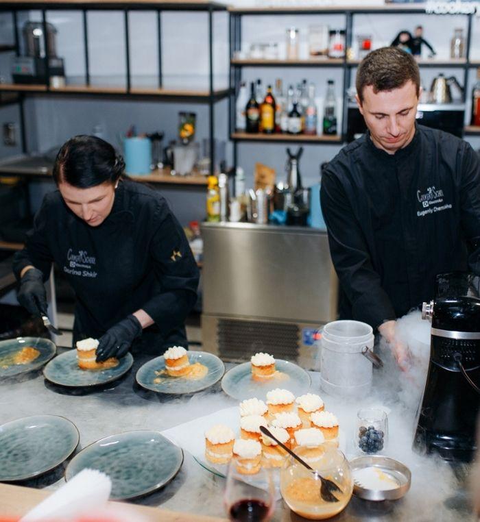 Новогодние корпоративы 2022 1 3 Fun Kitchen