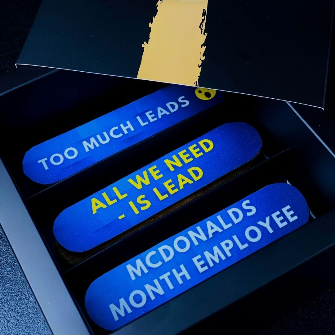 Корпоративные подарки для коллег и сотрудников