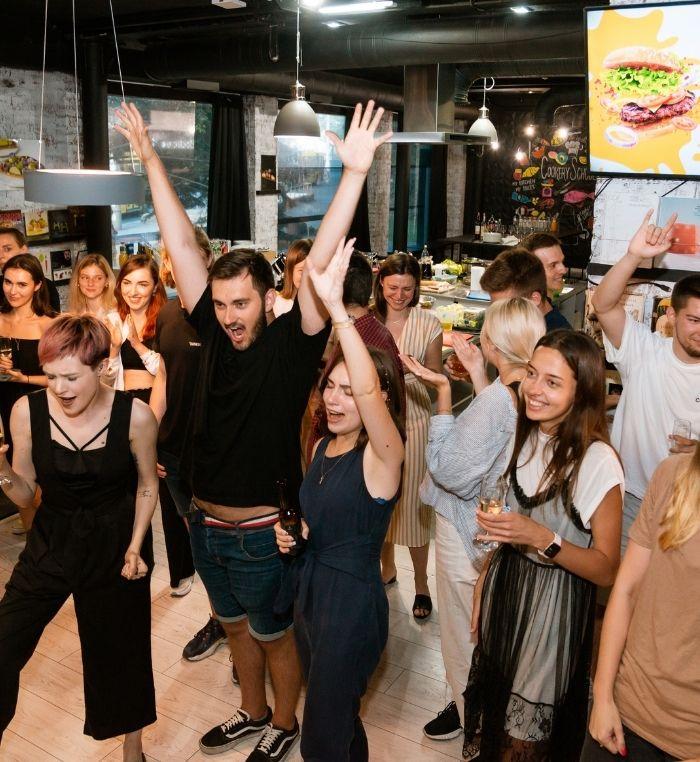 Новогодние корпоративы 2022 3 3 Fun Kitchen