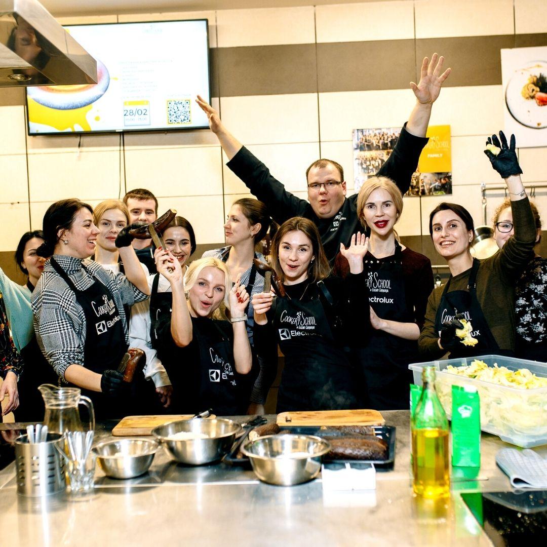 One day restaurant 4 Fun Kitchen