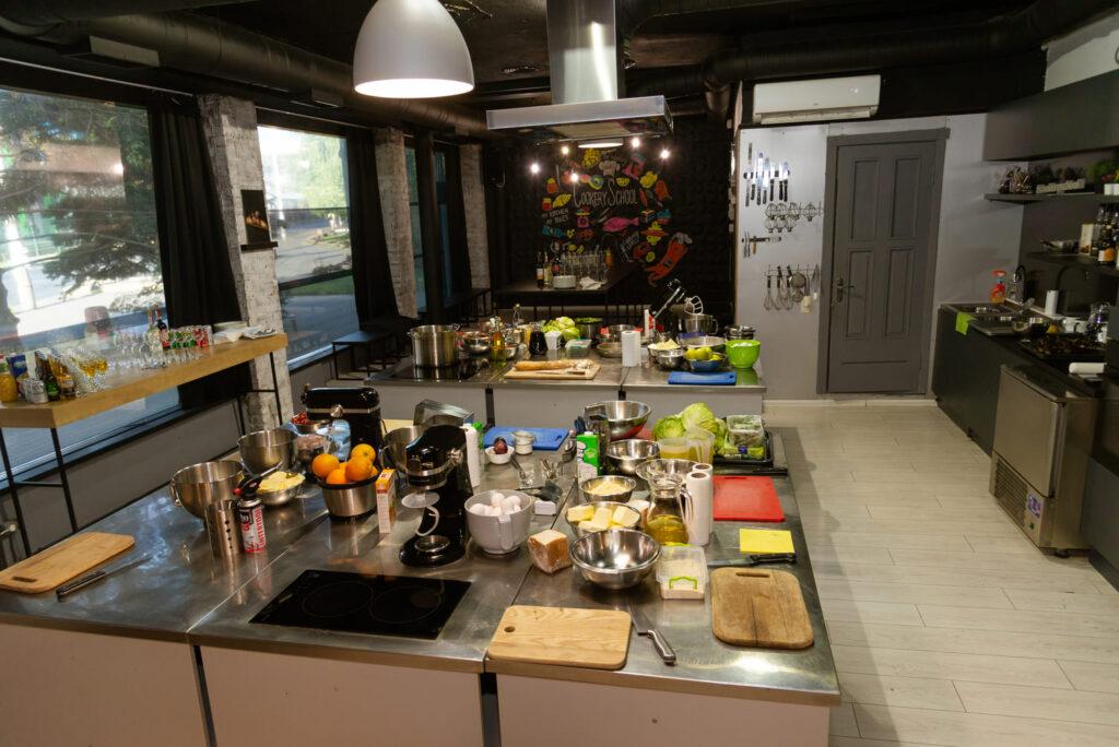 Корпоратив на природе photo 1 of 135 Fun Kitchen