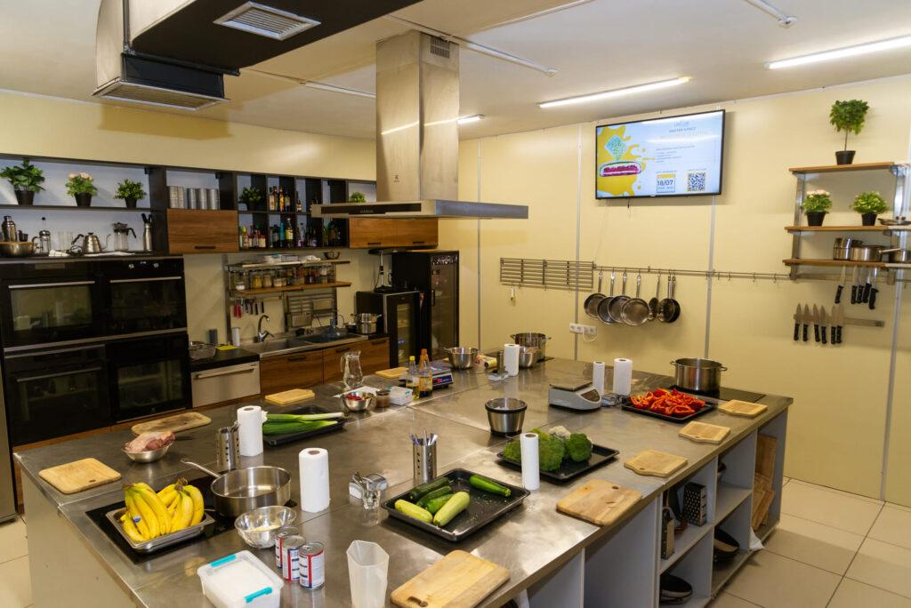Корпоратив на природе photo 4 of 135 Fun Kitchen