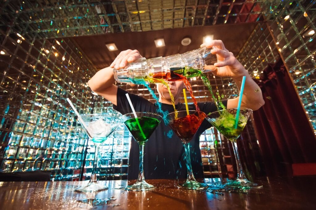 Wow бармен шоу 2 3 Fun Kitchen