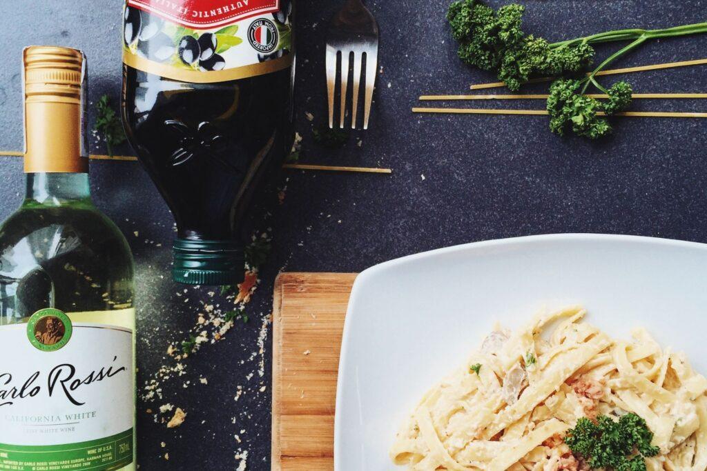Мастер-класс по сочетанию вина и еды 3 2 Fun Kitchen