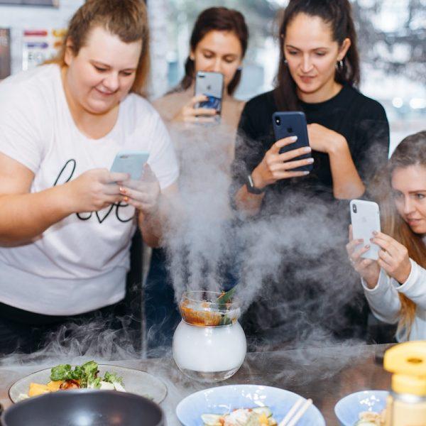 Кулинарные корпоративы Киев